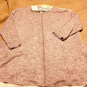 Van Heusen blouse freshly dry cleaned worn once.